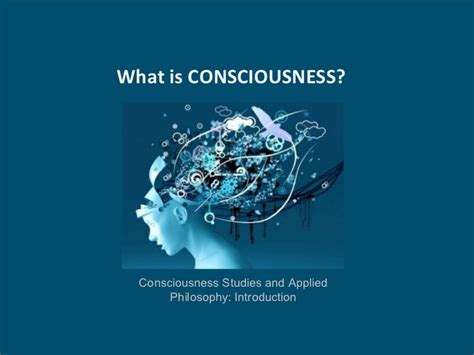 what is what is consciousness