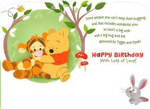 winnie the pooh birthday card for grandson greeting cards hallmark