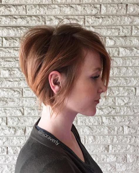 easy to maintain haircuts for medium hair 50 cute and easy to style short layered hairstyles