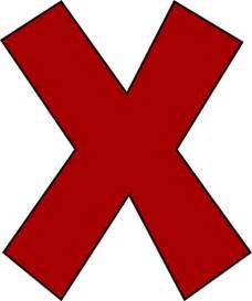 letter x clip letter x image