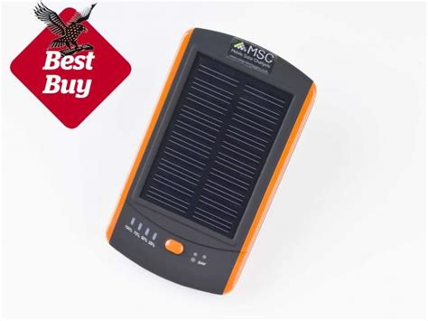 best solar car battery charger 8 best solar chargers the independent