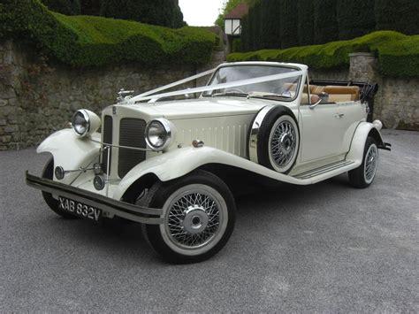 Wedding Car Sussex by Vintage Style Beauford Beauford Wedding Car In Uckfield