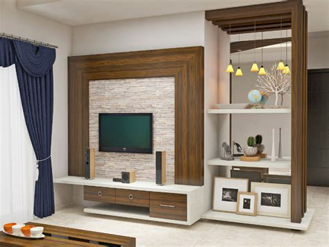 Tv Unit Designs Wall Drop Design In Bedroom