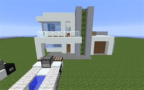 snow mansion building tutorial on minecraft
