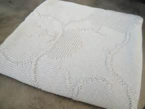 modele tricot gratuit couverture