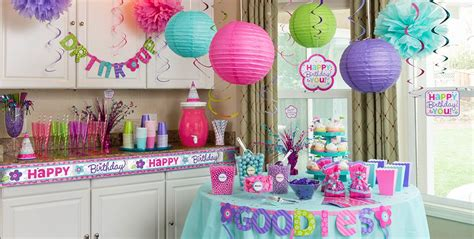 home interior parties products pastel birthday party supplies party city
