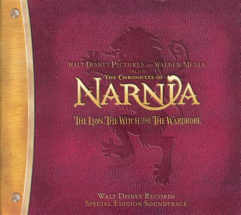 Witch And Wardrobe Soundtrack by Narnia Soundtrack Review Narniaweb