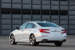 2018 honda accord redesign info pricing release date