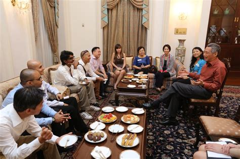 show li xiuqi daughter of pm lee hsien loong singapore news today blogger chit chatted with lee