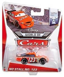 Amazon com disney world of cars piston cup die cast vehicle no
