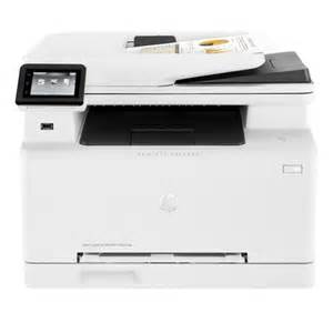 how to print in color on mac hp color laserjet pro mfp m277dw multifunction printer apple