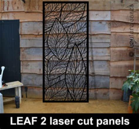leaf pattern metal screen leaf 2 laser cut metal panels and architectural screens