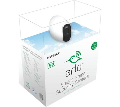 netgear arlo vms3130 smart home security kit deals