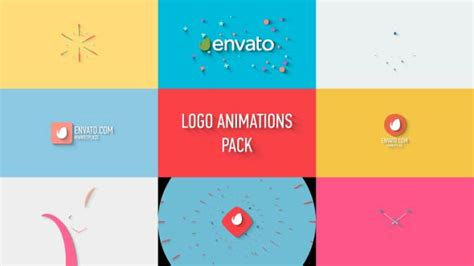 design logo animation pack logo animation pack abstract after effects templates
