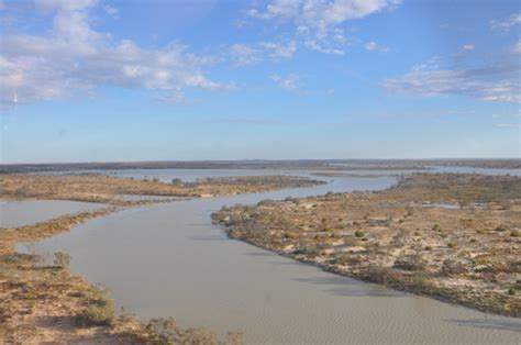 boat safety requirements sa on deck lake eyre basin fills