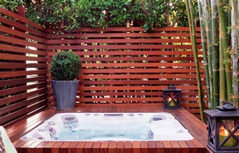 Pool Gazebo Plans by 63 Tub Deck Ideas Secrets Of Pro Installers Amp Designers