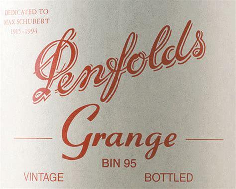 Penfolds The Grange by Penfold S Grange Three Wine