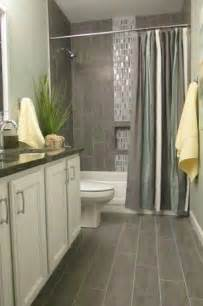 Full Bathroom Ideas by Transitional Full Bathroom With Flat Panel Cabinets