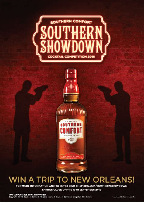 what is southern comfort made from southern comfort cocktail competition
