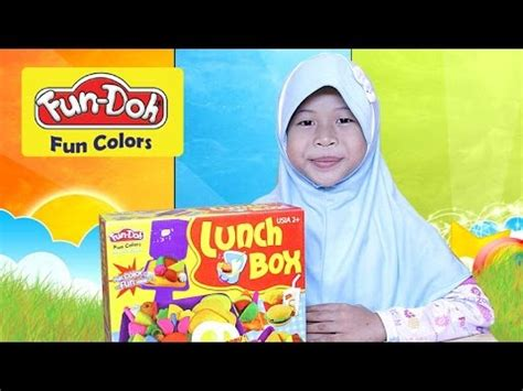 Doh Box Mainan Anak mainan anak doh lunch box