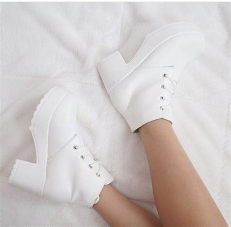 aesthetic white shoes heels white aesthetic instagram wheretoget