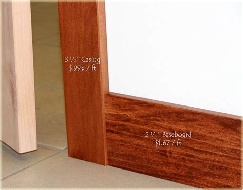 craftsman baseboard 17 best images about remodeling on baseboards
