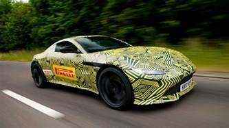 What Company Makes Aston Martin Official Spyshots 2019 Aston Martin V8 Vantage Looks Like