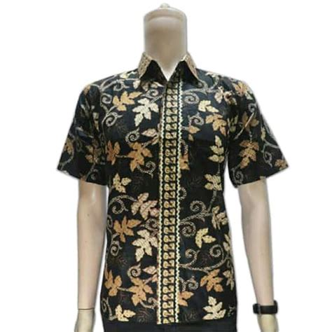 Kemeja Batik Modern 10 kemeja batik jawa modern pusaka dunia