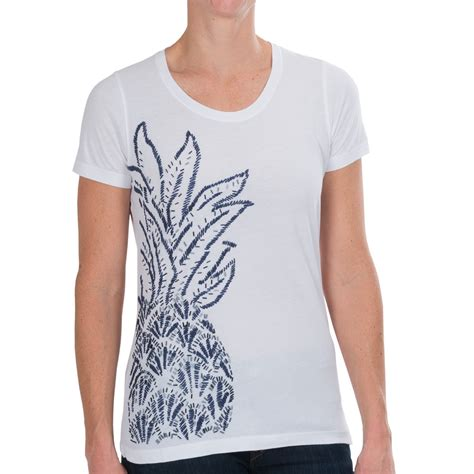 tommy bahama white pineapple l tommy bahama presley pineapple t shirt short sleeve for