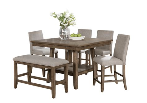 dining room sets counter height manning 5pc counter height dining set