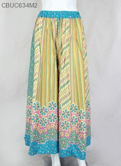 Celana Kulot Motif Bunga Kekinian celana kulot hap liris bunga celana murah batikunik
