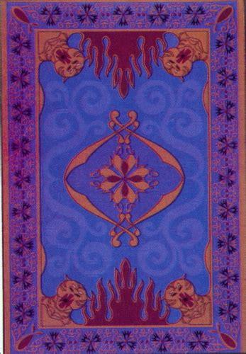 aladin teppich of the magic carpet s pattern streetrat