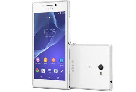 Hp Sony M2 Aqua Dan Spesifikasinya sony xperia m2 aqua smartphone tahan air dan debu