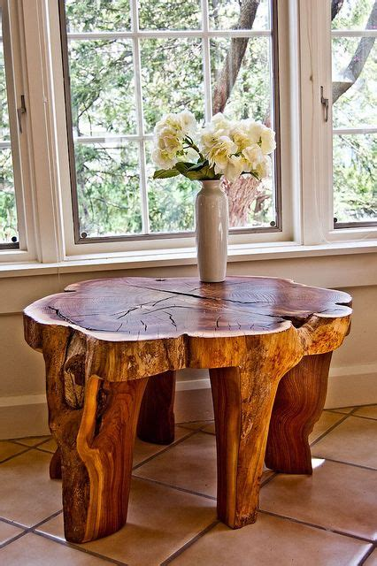 log coffee table plans cedar log coffee table woodworking projects plans