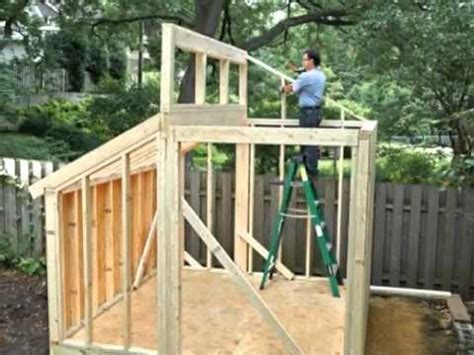 project plans home plans building  clerestory shed
