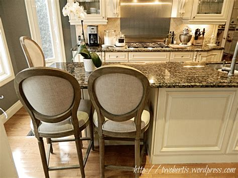 kitchen restoration restoration hardware counter stools homesfeed