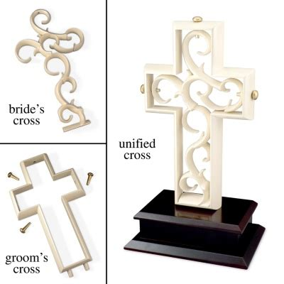 Wedding Ceremony Unity Cross by Ceremony The Unity Cross Waiting For The Wedding