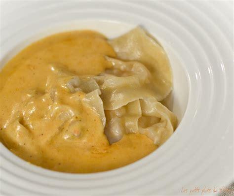 cuisiner les st jacques fraiches ravioles de st jacques et sauce 224 tomber par les petits