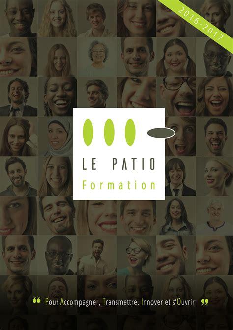 Patio Formation il est arriv 233 le nouveau catalogue du patio formation