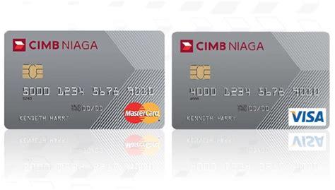 kartu kredit free annual fee for 3 kartu kredit cimb niaga yang gratis iuran tahunan