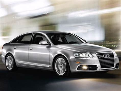 2011 audi a6 pricing ratings reviews kelley blue book