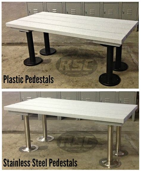 ada bench ada plastic slat locker room bench