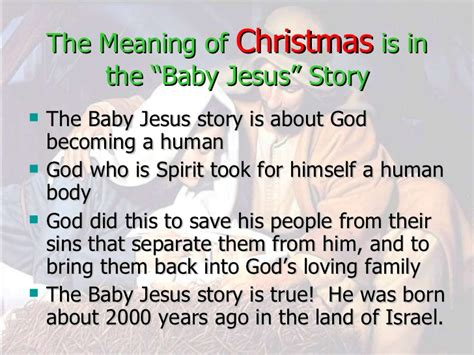 christmas is all about jesus