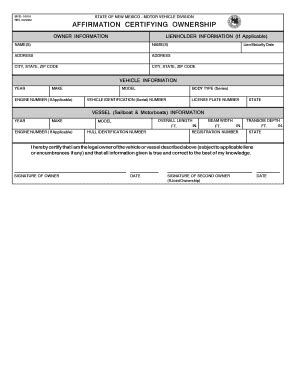 nm motor vehicle new mexico motor vehicle bill of sale form templates