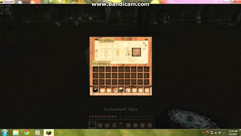 How To Build An Enchantment Table by Minecraft 1 5 1 How To Make An Enchantment Table