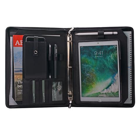 9 inch organizer ipad pro 9 7 briefcase organizer portfolio case with