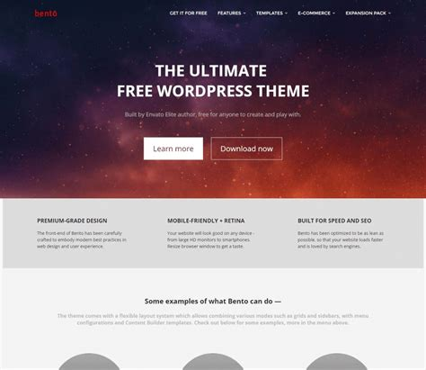55 Best Free Wordpress Themes And Templates For 2018 Themes And Templates