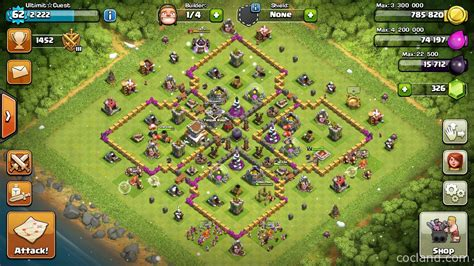 layout for town hall 8 mario pipes layout for town hall 8 clash of clans land
