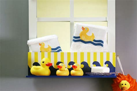 rubber ducky bathroom accessories rub a dub bath shelf favecrafts com