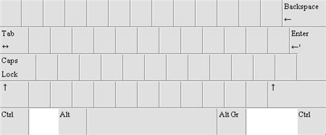 blank keyboard template white gold